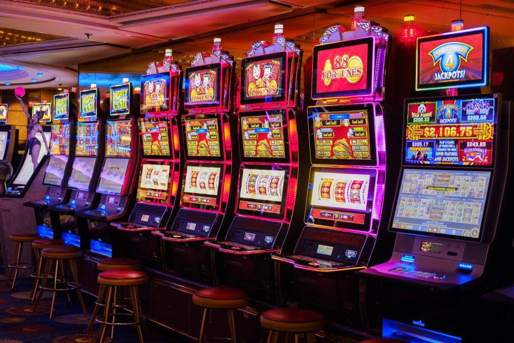 Slot Makinelerinde Bitcoin Kullanılacak