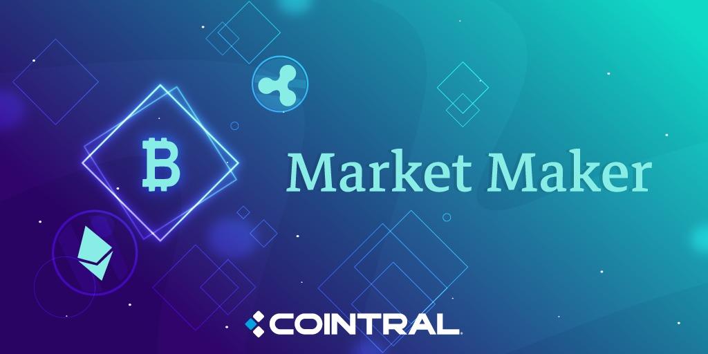 Cointral Market Maker Programı