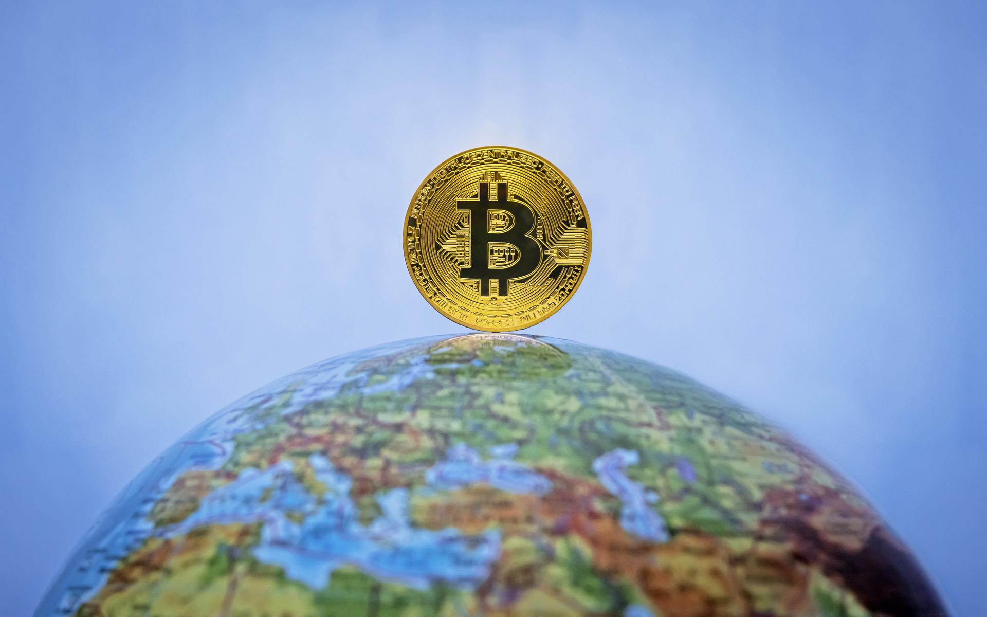 Bitcoin Ağında Tüm Zamanların Rekoru Kırıldı