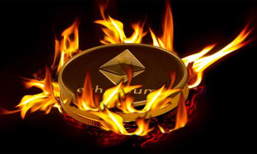 Ethereum'da 24 Saatte 13 Milyon Dolarlık ETH Yakıldı