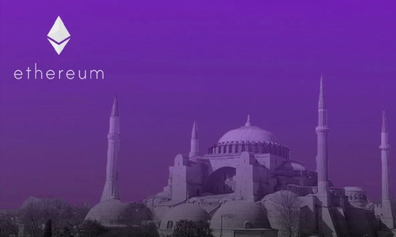 Istanbul Update To Ethereum