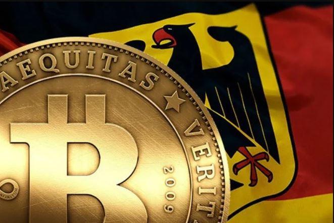 Germany Crypto Euro Move!
