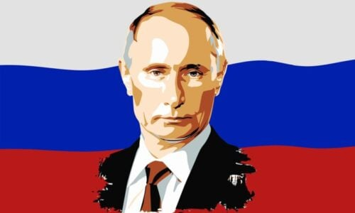 CZ: Putin is the Most Influential Person in the Blockchain Industry ""