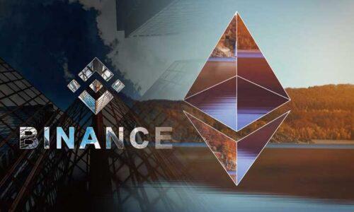 Binance Ethereum Alma