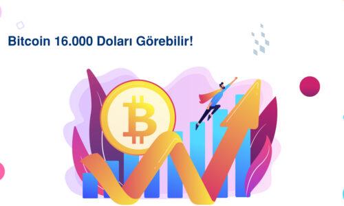 Bitcoin 16.000 Doları Görebilir!