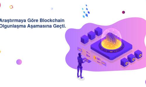 Araştırmaya Göre Blockchain Olgunlaşma Aşamasına Geçti